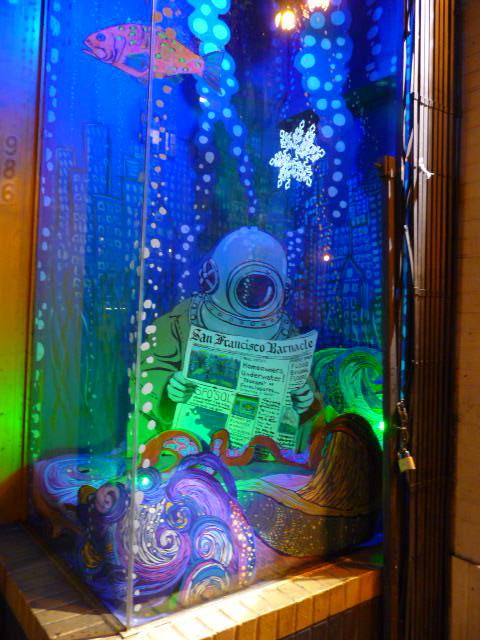 market art window