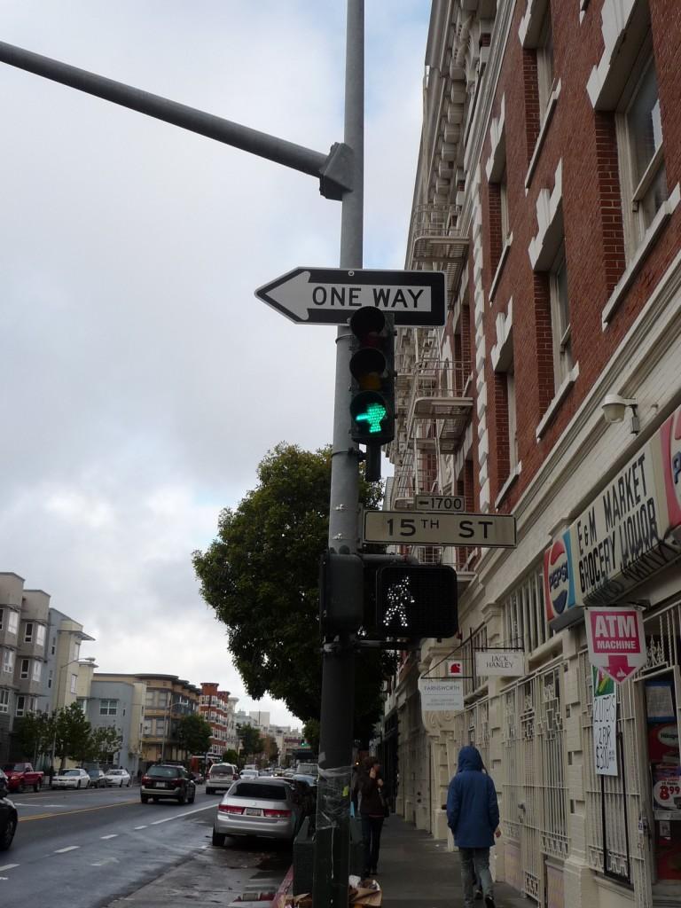 hitching green light